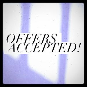Other - Reasonable offers are being accepted!